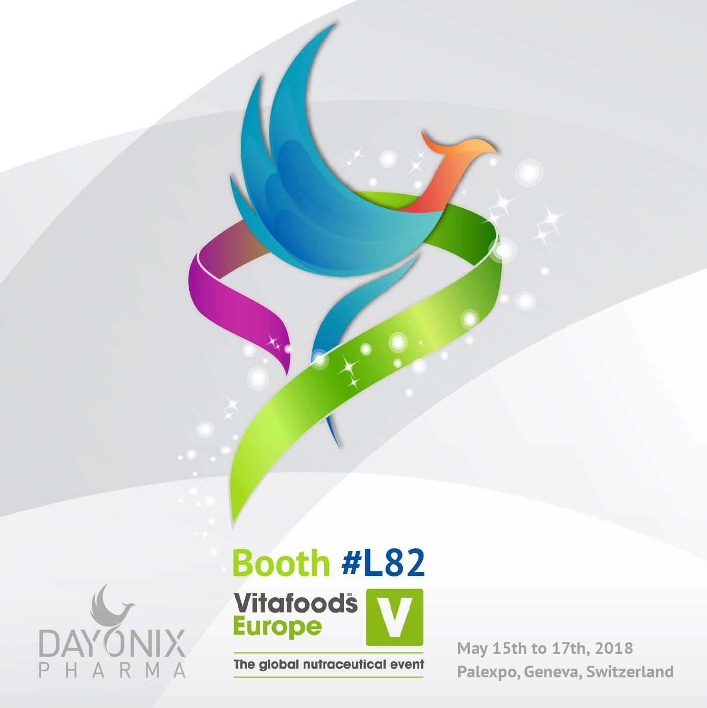 Vitafoods 2018 Is Coming! Join Us At L82