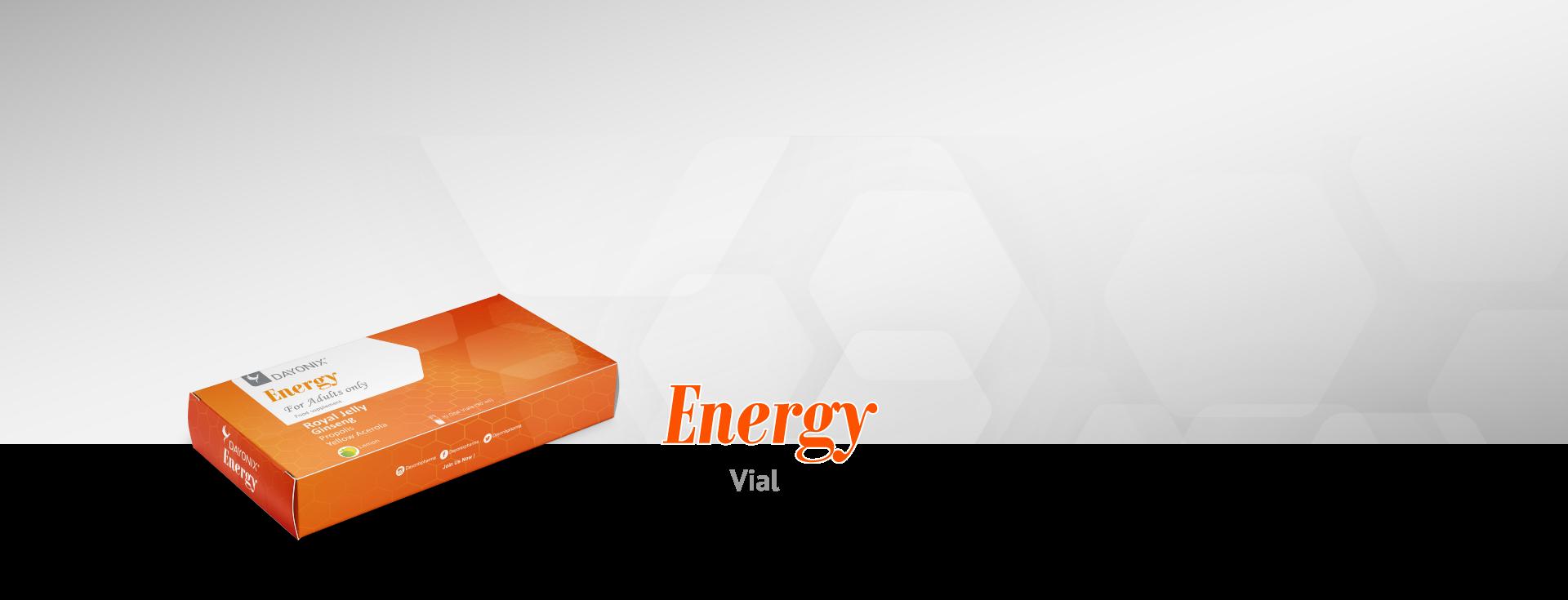 Dayonix Energy Vial